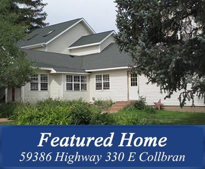 Featured Home – 59386 Highway 330 E Collbran