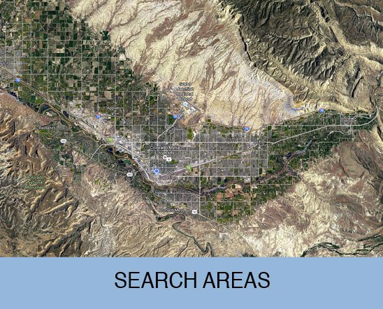 Search areas in Grand Junction CO